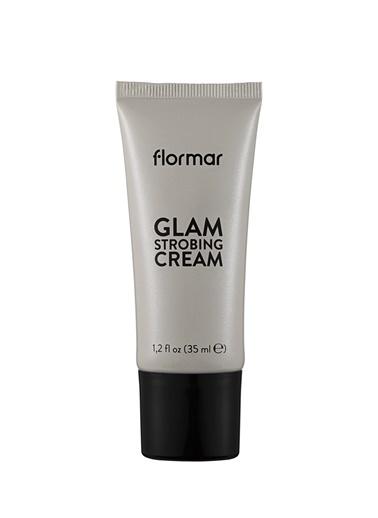 Flormar Flormar Glam Strobing Cream Gümüş Baz 001 Gümüş